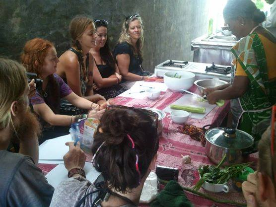 Cooking class-ArugamBay