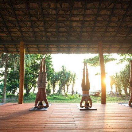 yoga retreat south of sri lanka
